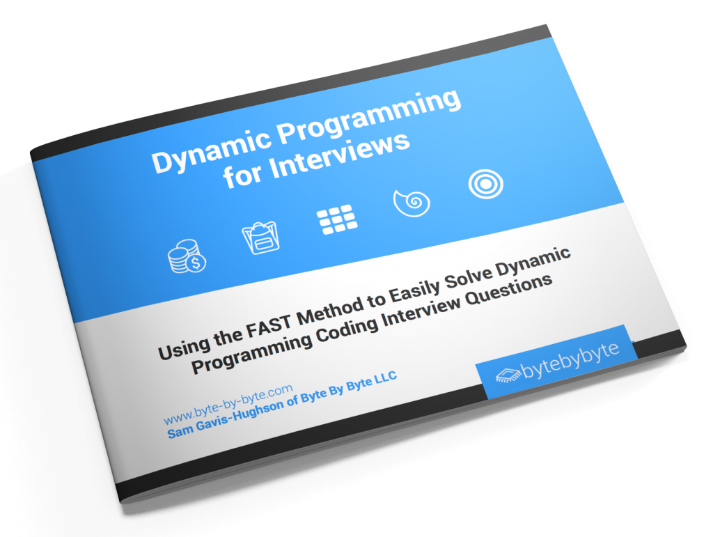 Dynamic Programming for Interviews Cover