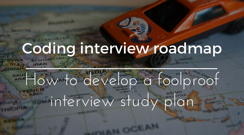 Coding interview roadmap